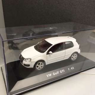 VW Golf MKV GTI 1:43 車仔 玩具車