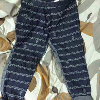 全新Gozo雙面造型牛仔褲