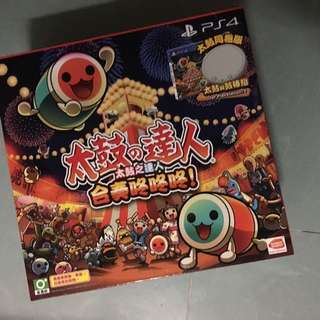 PS4太鼓 Game連鼓