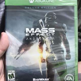 Mass Effect Andromeda - Xbox One Game