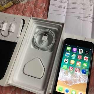 iPhone 7 Plus 128 啞黑