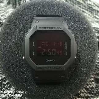 Gshock 5600BB-1