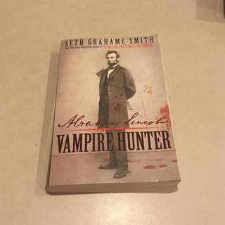 Vampire Hunter by Seth Grahame-Smith