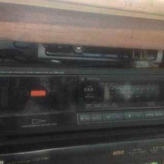 Casette Player Antiques