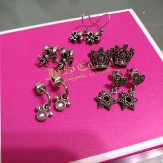 純銀耳環款式及別出邊已經冇得買 有礦石耳環