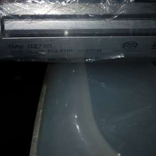 Home theatre system/ sony