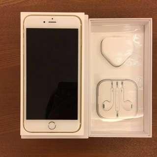 iPhone 6s Plus 港版行貨有單