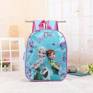 FROZEN PRESCHOOL BAG