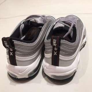 Nike air max 97 OG銀彈