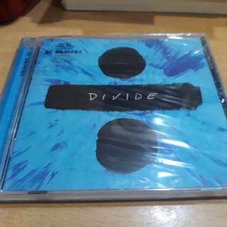 Ed Sheeran Divide Album CD