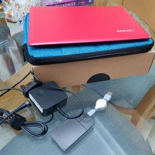 Brand New Lenovo Ideapad 110S with free gifts of laptop sleeve and slim mouse