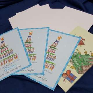 YMCA of Singapore Christmas Cards