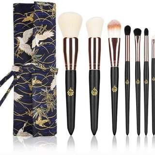Premium 8pcs brush sets
