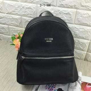 Guess Dive Black Backpack