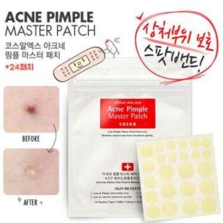 COSRX - Acne Pimple Master Patch 24pcs