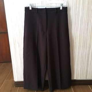Wide Leg Slacks/Formal Culottes
