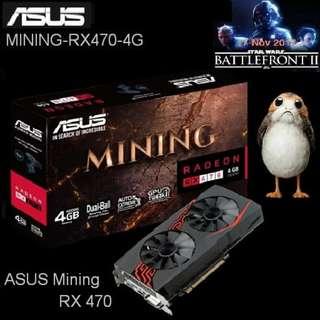ASUS Mining RX 470 4GB.