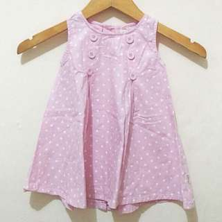 Cool kids pink dress