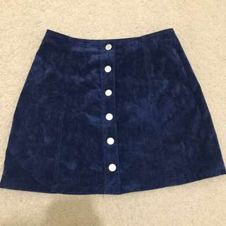 PARE BASIC Corduroy skirt