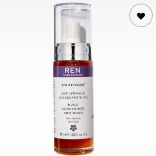 REN  Bio Retinoid Anti-Wrinkle Concentrate( 30ml )