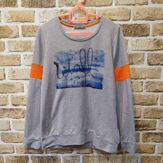 CHIC AVENUE GREY WALL SWEATER #SpringClean60
