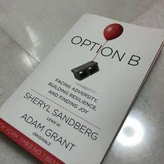 Option B sheryl sandberg
