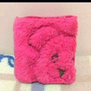 🚚 Momo熊短夾✨全新