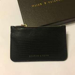 Charles and Keith Card Holder/ Card Case/ 卡片套