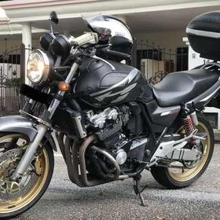 Honda CB400 Spec 3 (S4 Superfour)