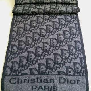 (98%New 超超長!)Dior Vintage Scarf