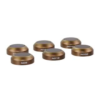 DJI Mavic Pro ND Filters - Cinema Series 6-Pack