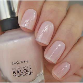 Sally Hansen Complete Salon Manicure (Shell We Dance)