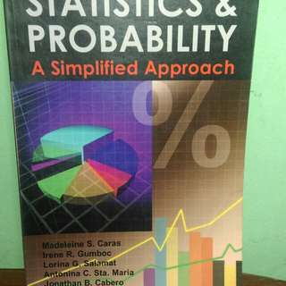 Statistics & Probability: A Simplified Approach