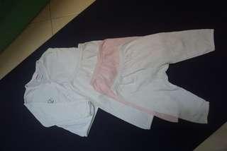 Shirt and long pants