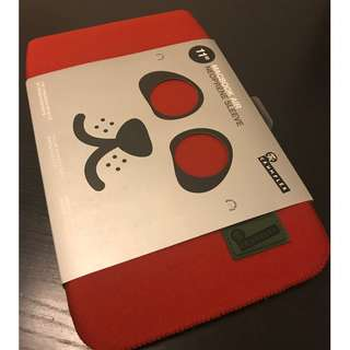 "*** NEW *** Crumpler 11"" / 11in MacBook Air Sleeve Red"
