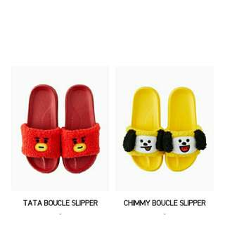 [NON PROFIT] BTS BT21 Slippers