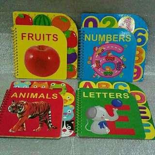 Tabbed Board Books