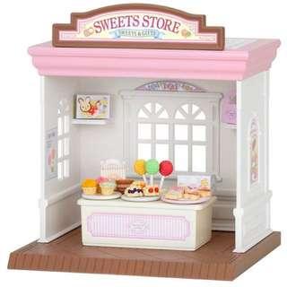 Sylvanian Sweet Shop