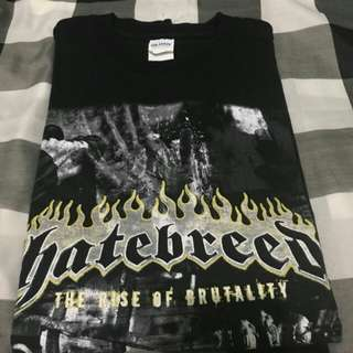 Kaos band Hatebreed OriginalOfficial merchandise