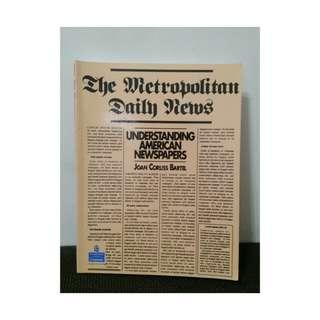 The Metropolitan Daily News #好書新感動