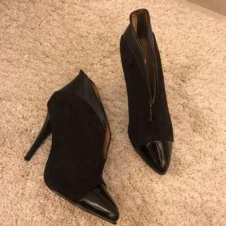 Rubi ankle boots black Australia brand