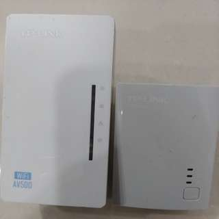 TP Link Wifi Extender AV500