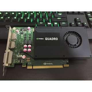 Nvidia Quadro K2000 2GB GDDR5