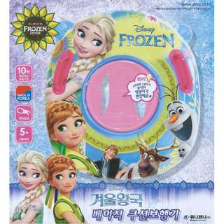 (Free Delivery) Disney Frozen Fever Inflatable Baby Swimming Float Seat with Handle