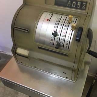 Rare Antique Cash Register
