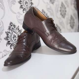 Pantofel Kulit Leather Keeve
