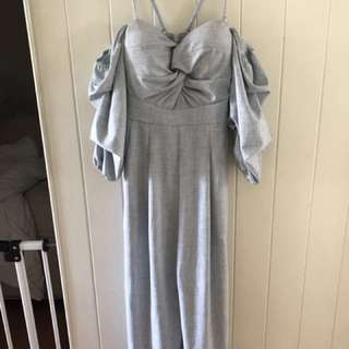 Sheike Heather Jumpsuit Size 6