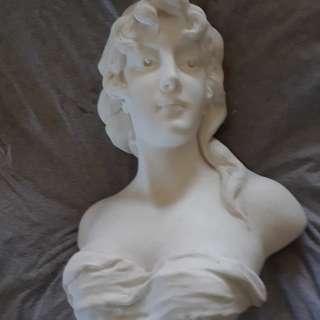 Solid Marble Bust