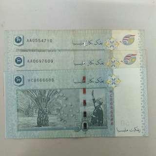 RM50 nice number
