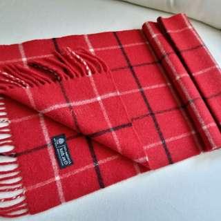 (98%New 厚!)Chanel Vintage Scarf 頸巾 圍巾